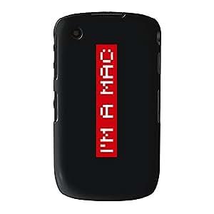 I 'm A Mao Full Wrap Case, funda carcasa para Blackberry Curve 9330Impreso en 3d de alta calidad de barbacoa
