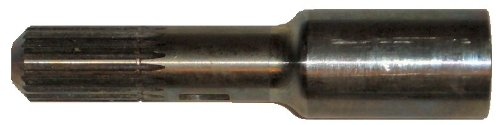 Short Water Pump Drive Shaft for OMC Stringer Mounts replaces 909753
