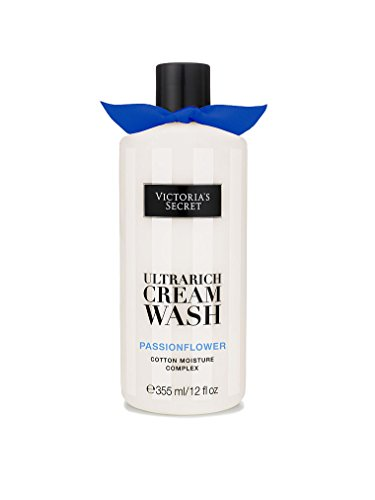 Victoria's Secret Ultrarich Cream Body Wash Passionflower