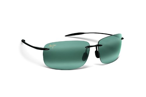 FramePolarized Polarizedplus2 LensesWith Maui Lens Rimless SunglassesBreakwall Technology Jim Patented 422 nNwvm08