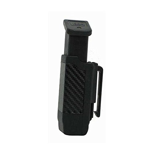 Blackhawk - Carbon Fiber Single Row Mag Case, Black