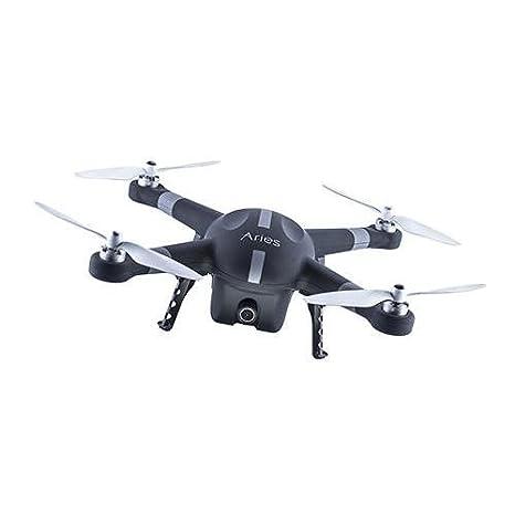 Aries Blackbird x10 Quadcopter con Construido en 16 MP/Cine cámara ...