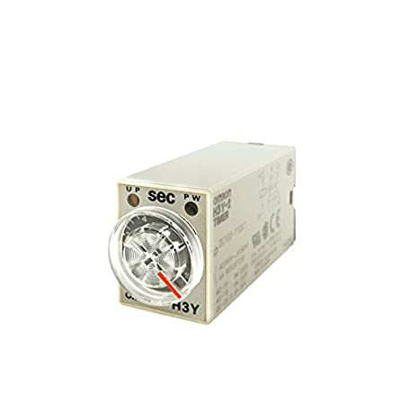 Amazon.com: OMRON H3Y-2 DC24V 10S Solid-state Timer (DPDT ... on