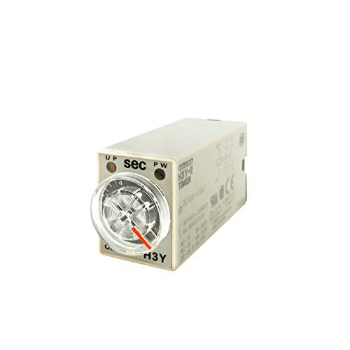 OMRON H3Y-2 DC24V 5S Solid-state Timer (DPDT)(Supply voltage DC24V) NN by Omron