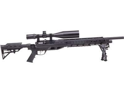 Benjamin Armada PCP Powered Multi-Shot Bolt Action 177 Cal Hunting Air Rifle with M-LOK Interface & Bipod