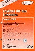 Lexikon für das Lohnbüro, Ausgabe 2001, m. CD-ROM