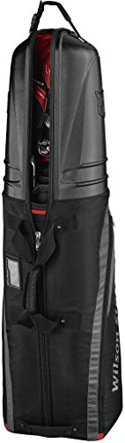 Wilson Staff Hard Top Travel Cover 2017 Black by Wilson (Image #1)