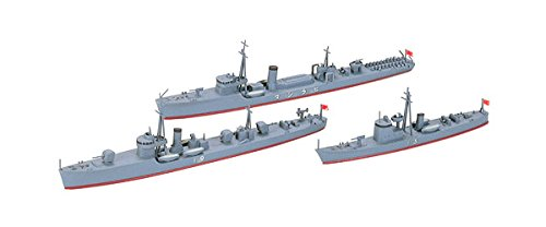 Tamiya Japanese Navy Aux Vessels Hobby Model Kit