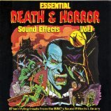 UPC 011755082227, The Essential Death & Horror Sound Effects Vol. # 1