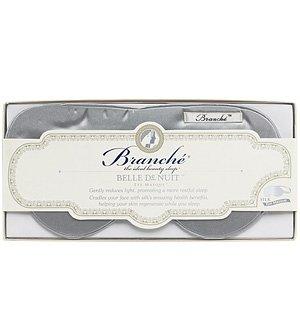 Branch Belle De Nuit Eye Mask, Silver