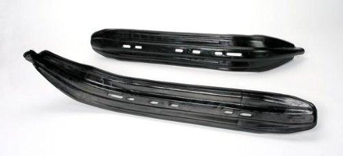 Motovan Ski Protectors - Black 008-9012