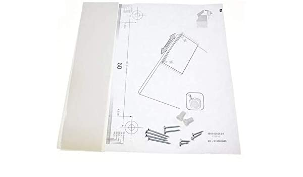 Kit Instalación 45/60 CM (Velcro) referencia: 488000481360 para ...