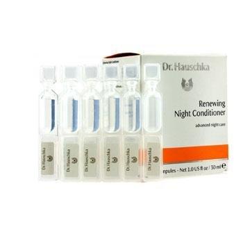 Dr Hauschka Renewing Night Conditioner 30 Ampules/30ml by Dr.Hauschka (Conditioner Hauschka)