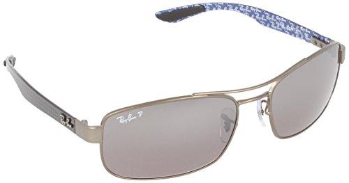 Ray-Ban mixte adulte 8316 Montures de lunettes, Noir (Negro), 62