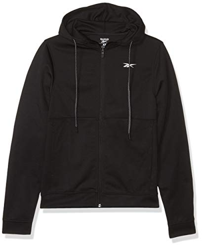 Reebok Men's Workout Ready Full Zip Hoodie
