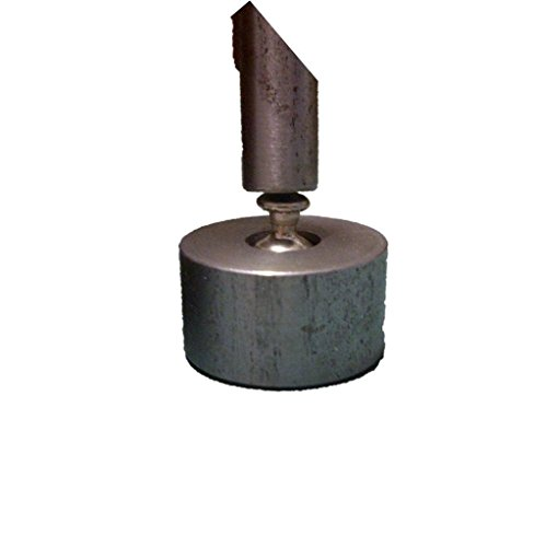 Trimming Shop 10mm Rivet Setter For Attaching Diamante Acrylic Rivets To Fabric And Leather Diy Setting Tool For Decorating Bags And Shoes Adds Accents ()