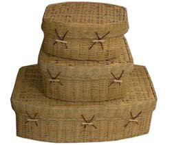 """20"""" x 16"""" x 10"""" Bamboo Pet Coffin   Casket Includes a Natural Lining (Dog   Cat   Animal) (20  x 16  x 10 )"""