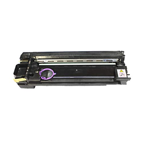 (MALPYQA Compatible with Fuji Xerox DC1080 2000 2003 1050 Toner Cartridge for XeroxCT350869 photoreceptor Drum Assembly,Black)