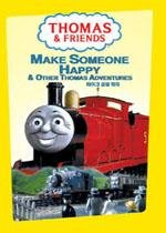 Price comparison product image Animation DVD - THOMAS THE TANK ENGINE AND FRIENDS Vol.3 Make Someone Happy (Korea Edition) (Region code : all)