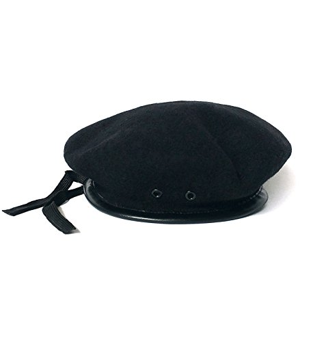 Che Guevara Store Black Military Beret with Red Star - Buy Online in ... b6f5dbdd7951