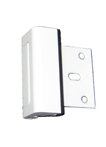 Cardinal Gates Door Guardian, White - Technologylk Locks