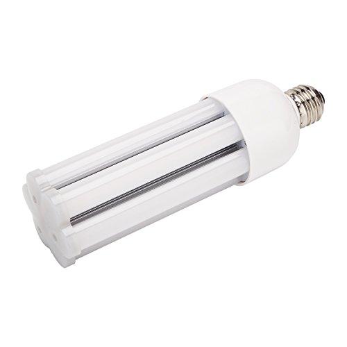 Uv Heat Bulb 100w Flood (ALOTOA 24W LED Corn Light Bulb, 2880 Lumens(100W Equivalent), 360 Degree Flood Light, E26 Base Led Corn Bulb Replacement for Metal Halide Bulb HID HPS used in Warehouse Parking Lot(Daylight 5000K))
