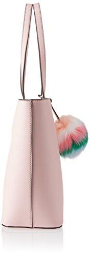 Blush Rosa Shopper GUESS Mano de Boslos Britta Mujer vaqwS0Y