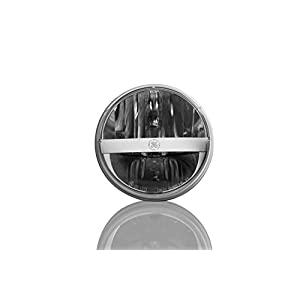 GE Lighting 69821 Nighthawk LED 7-Inch Round Replacement Headlamp