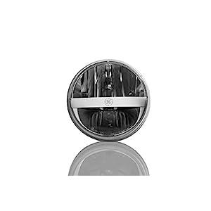 GE Lighting 69821 Nighthawk LED 7-Inch Round Replacement Headlamp