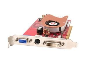 (DIAMOND X1300PCI256SB DIAMOND X1300PCI256SB Radeon X1300 256MB 128-bit GDDR2 PCI Vista Ready)
