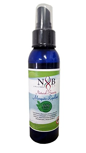 N&B 100% Natural Mosquitoes Bugs Repellent, 4.0 oz.