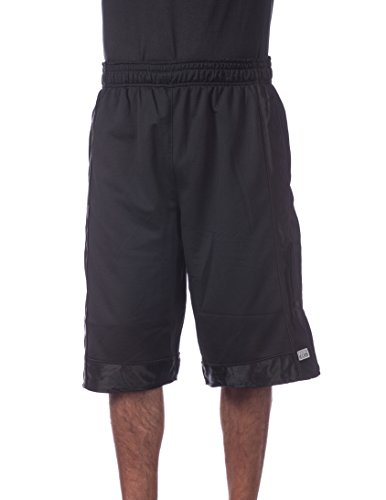 weight Mesh Basketball Shorts, 3X-Large, Black (Athletic Club)