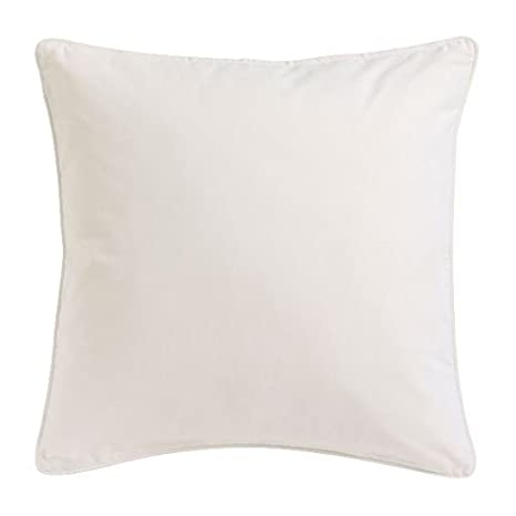 IKEA SANELA - Funda de cojín, blanco - 65x65 cm: Amazon.es ...