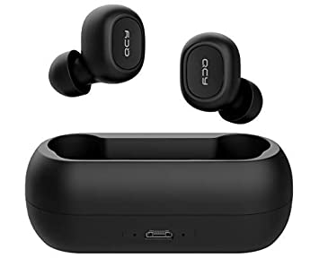 QCY T1 C Bluetooth 5.0 TWS – Auriculares Deportivos in-Ear, Wireless Inalámbrico con