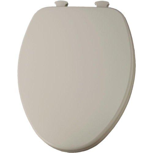 Bemis 585EC 068 Lift-Off Elongated Closed Front Toilet Se...