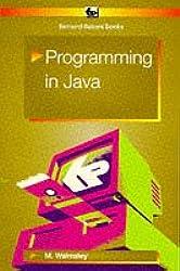 Programming in Java (BP)