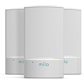 Amazon Com Milo Wifi System 3 Pack Whole Home