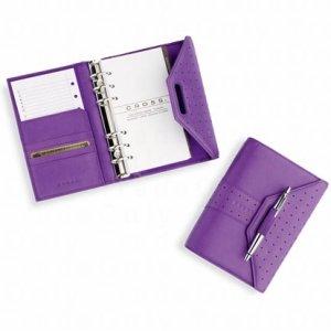 Amazon.com: Cross Autocross Full Grain Italian Violet Purple ...
