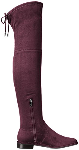 Fisher Boot Marc Mfhumor2 Marc Fisher Womens Burgundy Riding v7WxWn