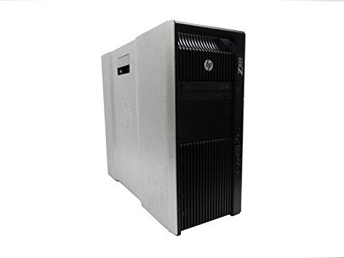 HP Z820 Workstation, 2x Intel Xeon E5-2670 2.6GHz