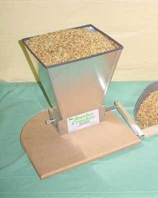 Barley Crusher MaltMill w/ 7 lb Hopper