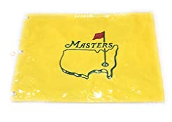 Masters Undated Flag Embroidered Golf Pi...