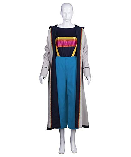 Women's Doctor Who 13th Doctor Cosplay Costume | TV/Movie Costumes