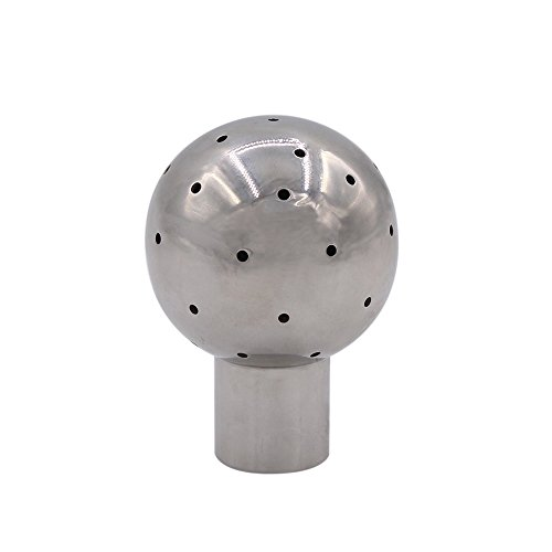 Dernord Fixed Spray Ball Stainless Steel 304 Tank Cleaning Ball 1/2