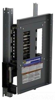 SCHNEIDER ELECTRIC Panel Board Int Nq 100-Amp Mlo 18-Circuit 3-Pole Aluminum NQ418L1 Molded Case Breaker 600V 100A