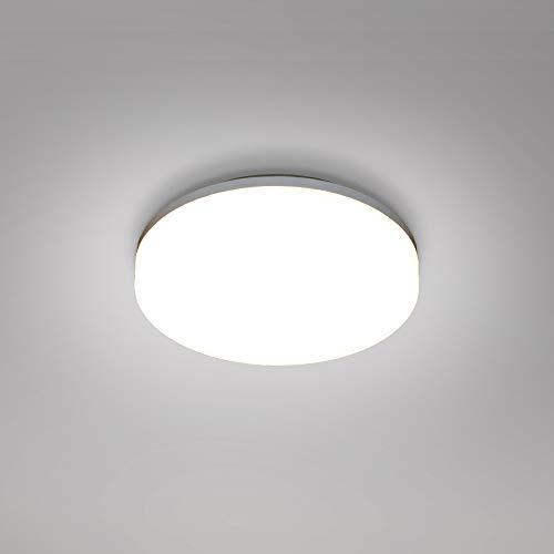 15W LED Badkamer Plafondlamp Badkamerlamp Plafond Lamp Wit van Keuken Slaapkamer Woonkamer IP54 Diameter 22CM 1400Lm…