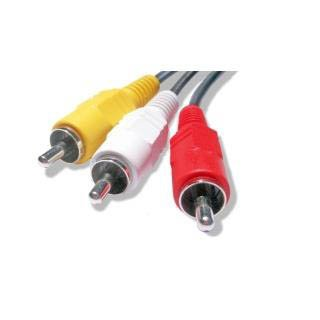 cable-builders-6ft-composite-rca-cable-audio-video-yellow-white-red-stereo-tv-vcr-6-ft-6-6-foot-6-fe