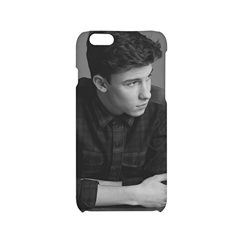 buy popular 7bc46 9c6e6 Amazon.com: Shawn Mendes Case For iphone 6 4.7