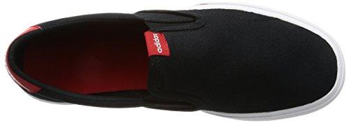 adidas GVP So, Scarpe da Ginnastica Uomo, Nero (Negbas/Negbas/Escarl), 45 EU