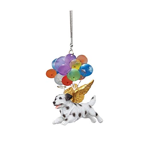 Cat &Dog Balloon Car Hanging Ornament - Colorful Aerosphere Hanging Ornament,Best Gift for Cat Lovers (#01Dog-1pc)
